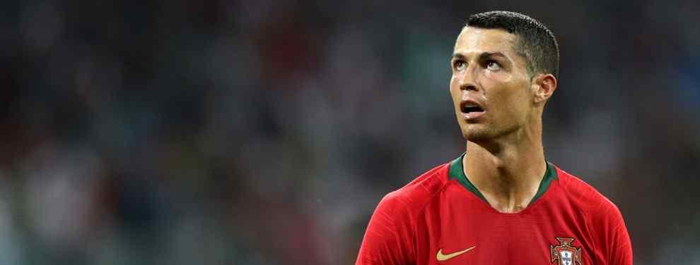 Florentino Pérez está dispuesto a negociar por Cristiano Ronaldo. El PSG es uno de los equipos que ha mostrado más interés, y el presidente pide a un crack en su lugar.