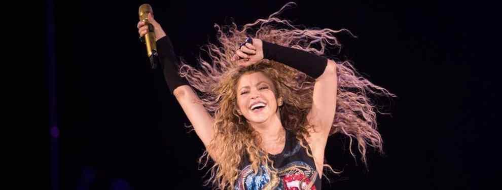 Lío con Shakira y el himno de Colombia: las redes sociales alucinan con la cantante