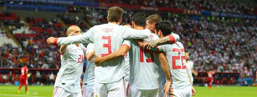 España ganó ante Irán dejando muchísimas dudas. La clasificación para octavos está cerca, pero hay tres señalados después del mal papel en este último encuentro.