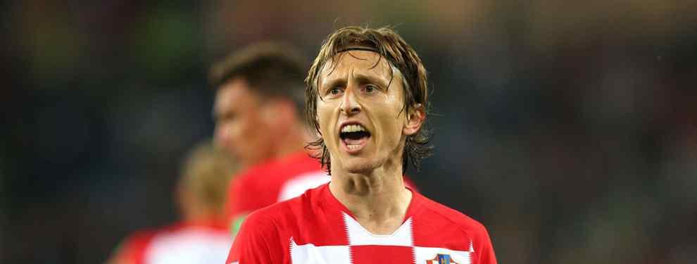Luka Modric pone condiciones. El croata quiere seguir de blanco, pero siempre y cuando su rol de intocable y protagonista en el equipo no varíe con la llegada de Julen Lopetegui. Complicado.