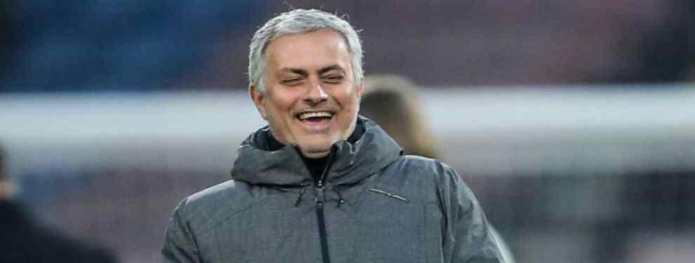 José Mourinho, el técnico del Manchester United, está dispuesto a todo con tal de quitarle este buen amigo de Leo Messi al conjunto que entrena Ernesto Valverde