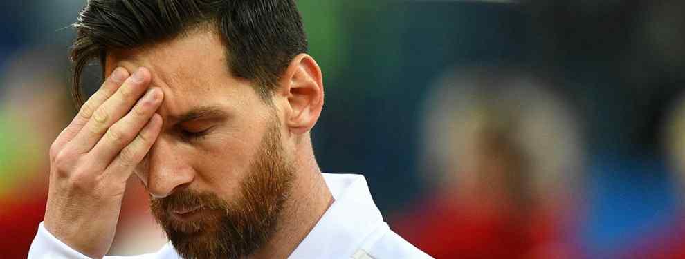 Sergio Ramos desvela una traición de un crack que es del Barça y que puede fichar por el Real Madrid este mismo verano. Lo que le faltaba a un Leo Messi hundido.