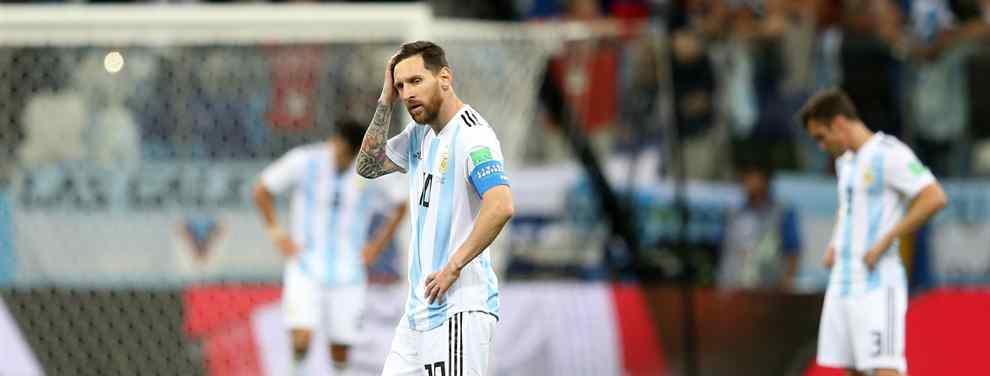 Messi no está muerto: el dardo envenenado del '10'  para Cristiano Ronaldo en el Mundial