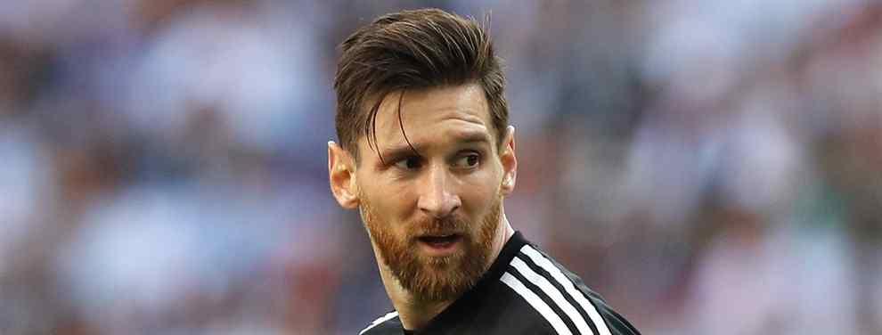 Leo Messi quiere el fichaje de un crack para el Barça de cara a la próxima temporada. El '10' cree que ese jugador daría un salto de calidad al conjunto azulgrana.