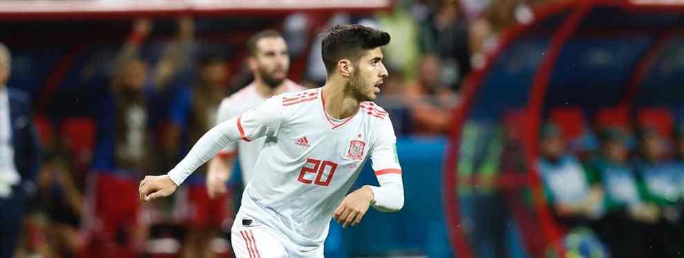 El futuro de Marco Asensio en el Real Madrid podría estar en peligro. Hay un club dispuesto a pagar 150 millones de euros por él, y en el conjunto blanco podrían aceptarlo.