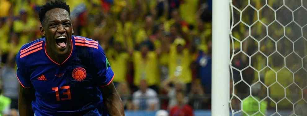 Yerry Mina cumplió con su palabra. El central del FC Barcelona avisó a los suyos en la previa del arranque del Mundial que su ser o no ser pasaba por destacar en la cita de Rusia. Y dicho y hecho.
