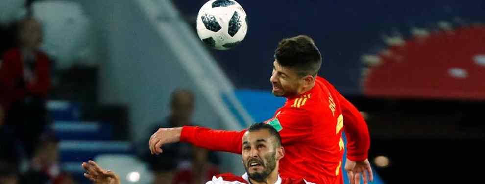 Lío en el vestuario de la Roja: Sergio Ramos no se muerde la lengua tras el empate ante Marruecos
