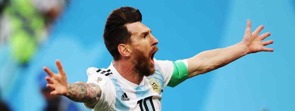 Leo Messi manda un mensaje alto y claro a Cristiano Ronaldo tras clasificarse para los octavos de final del Mundial. El '10' y el '7' podrían verse las caras en este Mundial.