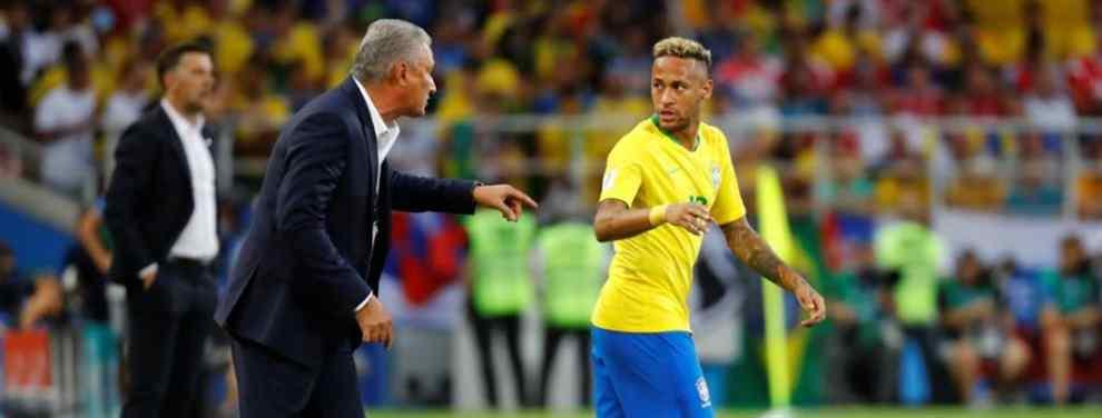 Brasil cumple con los pronósticos y tumba a Serbia para acabar primera del grupo E, lo que mete a los cariocas en el lado duro del cuadro junto a Francia, Argentina, Portugal o Uruguay.