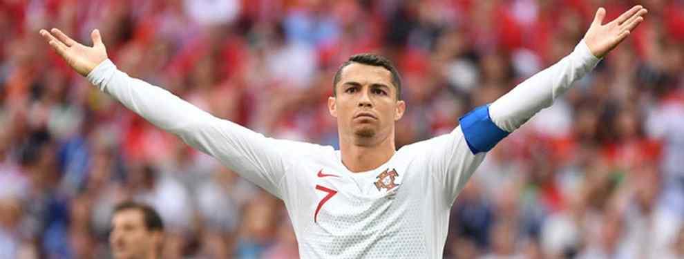 Cristiano Ronaldo está fuera del Mundial. Uruguay ganó a Portugal y el luso ya no jugará en Rusia. Ahora, todos pendientes del futuro del '7', que apunta lejos del Real Madrid.