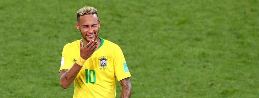 Neymar tiene un dardo envenenado para Cristiano Ronaldo después de su salida del Mundial. El brasileño también aprovecha para mandarle un mensaje a Leo Messi.