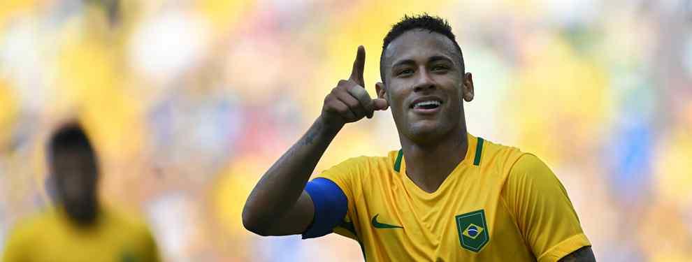 Neymar, el crack brasileño del PSG, se acuerdo de Messi y saca pecho tras el triunfo de Brasil ante una selección de México que tuvo en Memo Ochoa a su jugador más destacado
