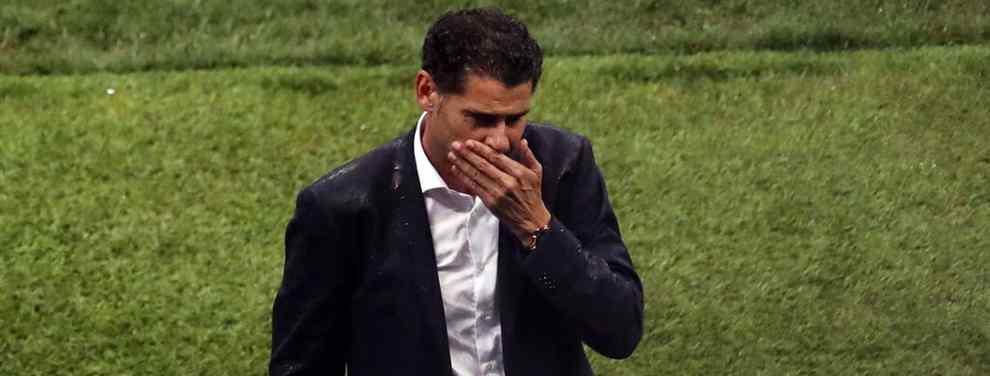 Tras el mal papel de la selección española en el Mundial de Rusia no se ha tardado demasiado en alcanzar un consenso sobre quién debe ser el nuevo seleccionador como relevo de Hierro