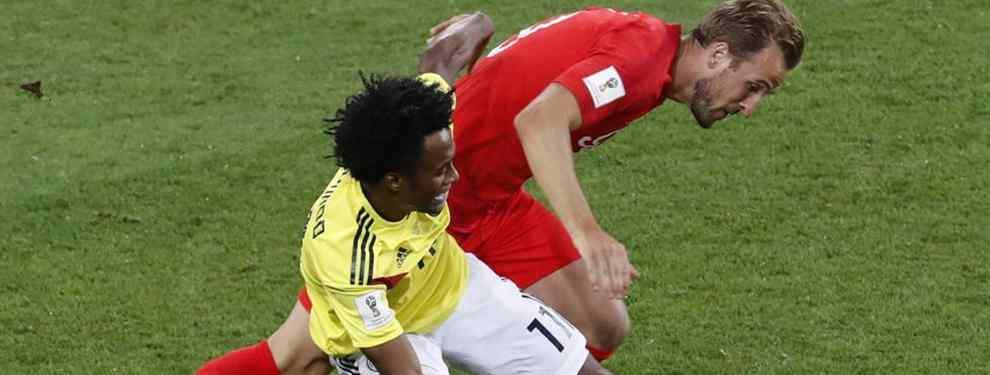 Se va: la confesión a James Rodríguez que revienta el Colombia-Inglaterra