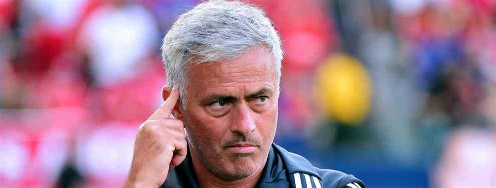 José Mourinho, el técnico portugués del United, está dispuesto a renunciar a una de sus estrellas con tal de hacerse con el fichaje de Cristiano Ronaldo, el gran crack del Real Madrid