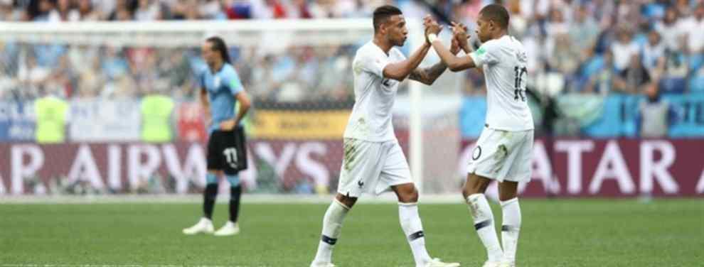 Bombazo: la confidencia de Mbappé a Luis Suárez que revienta el Uruguay-Francia