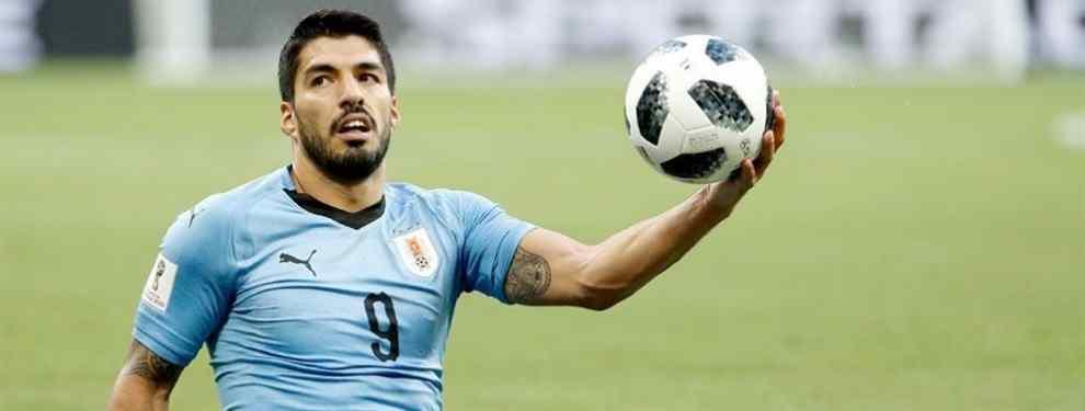 Se va: Luis Suárez filtra el nombre de un crack que deja el Barça (y Messi da el visto bueno)