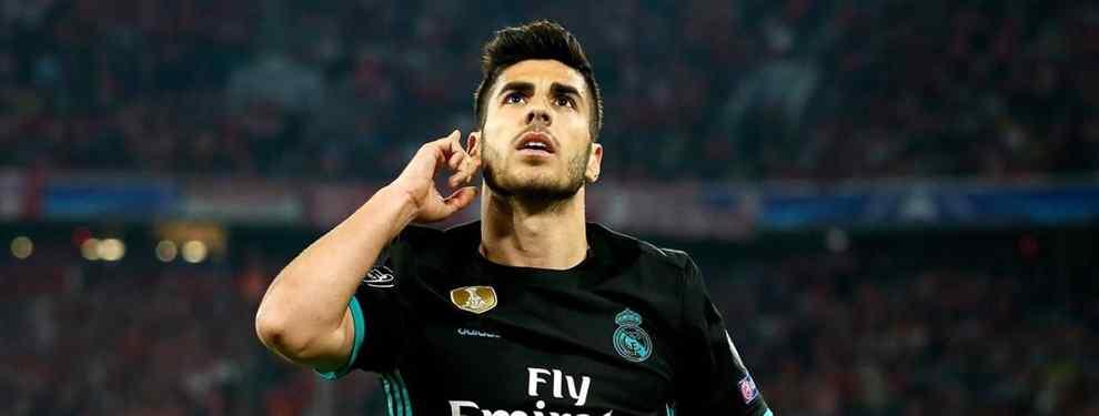Marco Asensio lo sabe: la 'jugarreta' de Florentino Pérez que mete a dos cracks en el Madrid