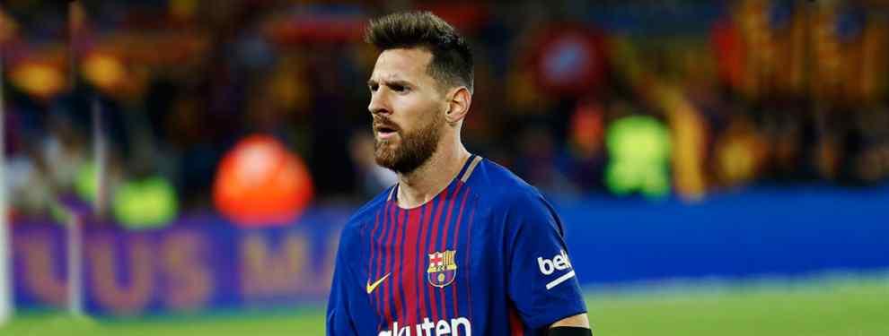 Messi está avisado: Mourinho va a por el Barça con una oferta de 70 millones