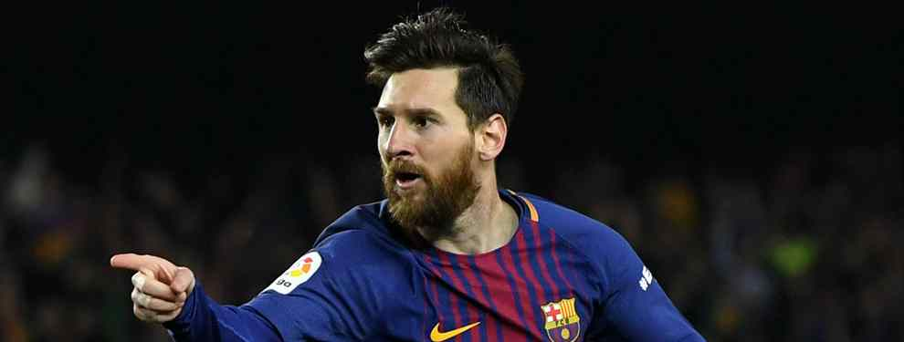Messi está al tanto de la operación del verano que saca a Dembélé del Barça