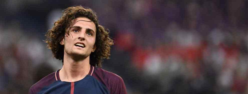 Piqué avisa: el fichaje de Rabiot le sale por la culata al Barça (y la venganza del PSG)