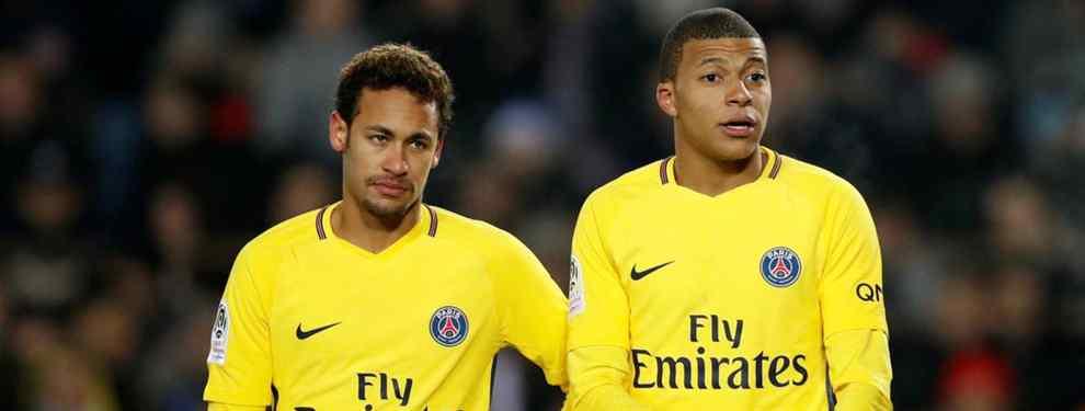 400 millones en dos estrellas: el plan B de Florentino Pérez si no ficha a Neymar ni a Mbappé