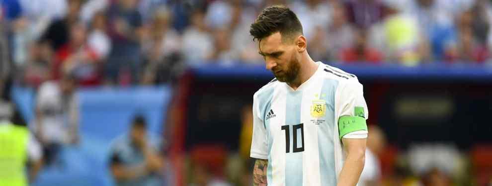 El crack que deja plantado a Messi (y al Barça) para jugar con Cristiano Ronaldo