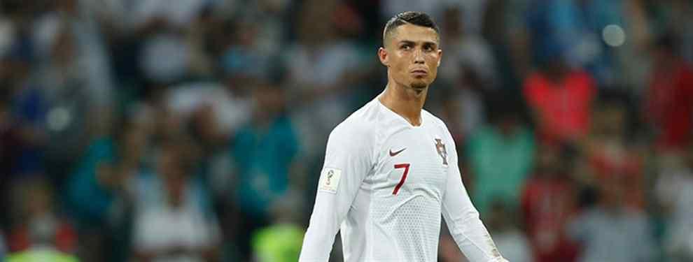 La rajada brutal contra Cristiano Ronaldo de un ex compañero de vestuario