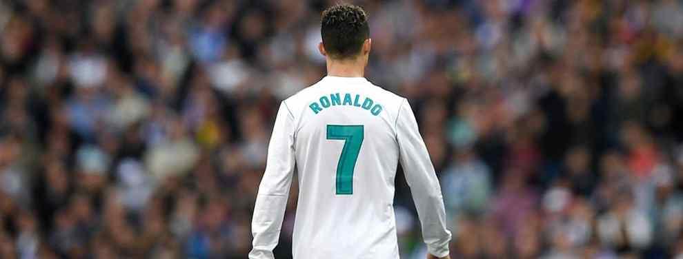 El jugador que precipitó la salida de Cristiano Ronaldo del Real Madrid (y no es Messi)