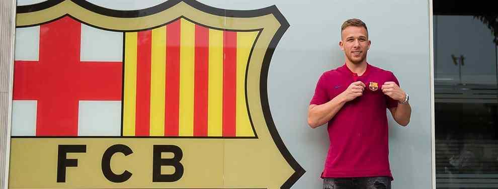 Florentino Pérez desmonta el fichaje de Arthur por el Barça con un bombazo