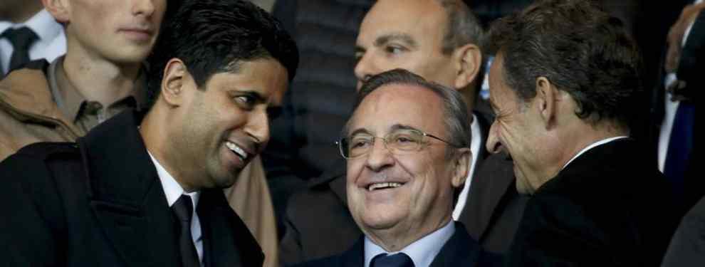 Florentino Pérez se rasca el bolsillo: 100 millones fijos y 35 en variables por un fichaje