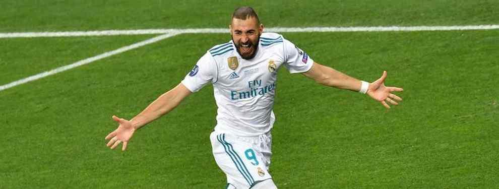 Benzema recibe una oferta millonaria que puede cambiarlo todo en el Real Madrid