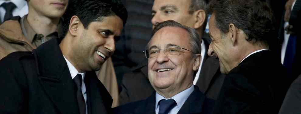 Florentino Pérez tiene un tapado sorpresa por si falla el fichaje de Neymar