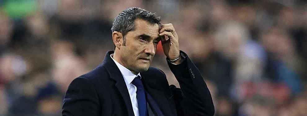 El fichaje español que Valverde le ha pedido al Barça para verano (y es una bomba)