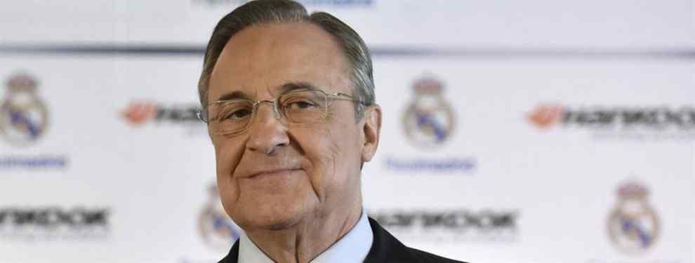Florentino Pérez, el máximo dirigente del Real Madrid, tiene en mente un plan de alto voltaje para convertir al conjunto de Julen Lopetegui en un equipo temible