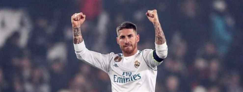Sergio Ramos, el capitán del Real Madrid que entrena Julen Lopetegui, le ha lanzado una propuesta muy seria a Florentino Pérez con vistas a reforzar la plantilla blanca