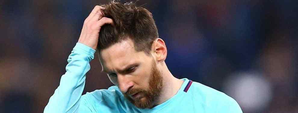 70 Millones Que Revolucionan El Bara La Oferta Se Lleva A Un Amigo De Messi