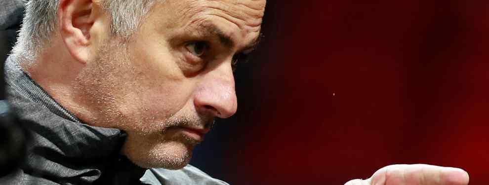 Mourinho pone un cambio de cromos sorpresa sobre la mesa de Florentino Pérez