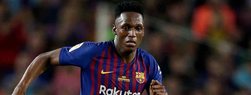 El Barça le pone precio a la salida de Yerry Mina (¡Alucinarás!)