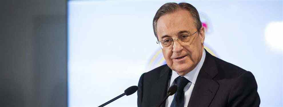El galáctico que llama a Florentino Pérez para fichar por el Real Madrid