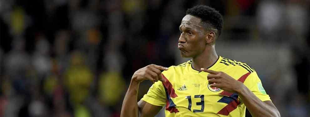 Vienen a Barcelona a llevarse a Yerry Mina: la última hora del colombiano del Barça