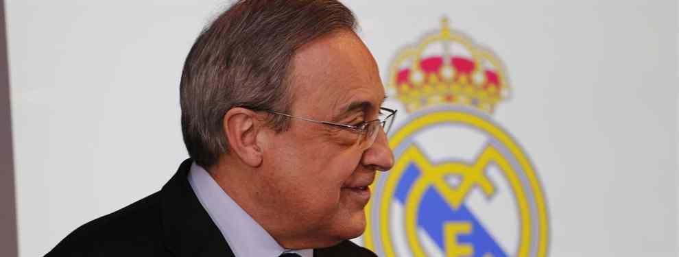 ¡Fichado! Florentino Pérez cierra una operación galáctica para el Real Madrid