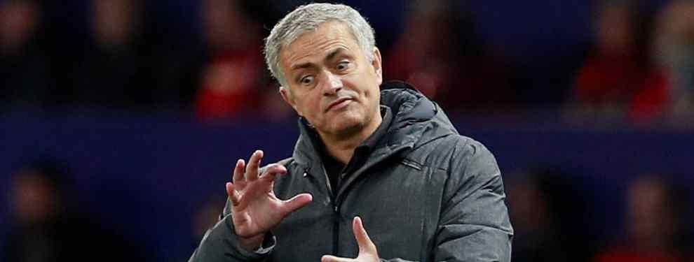 Puñalada a Mourinho: el crack del Manchester United que se ofrece a un rival directo (y no es Pogba)
