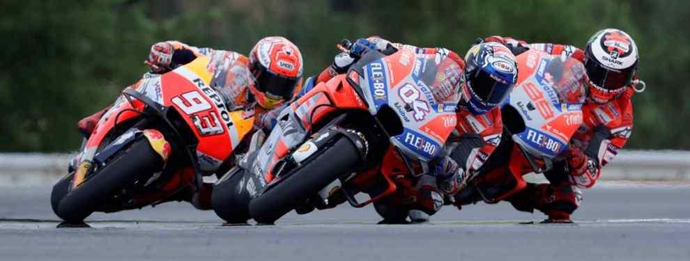 Ducati cuenta el secreto para tener a Jorge Lorenzo a raya con Dovizioso
