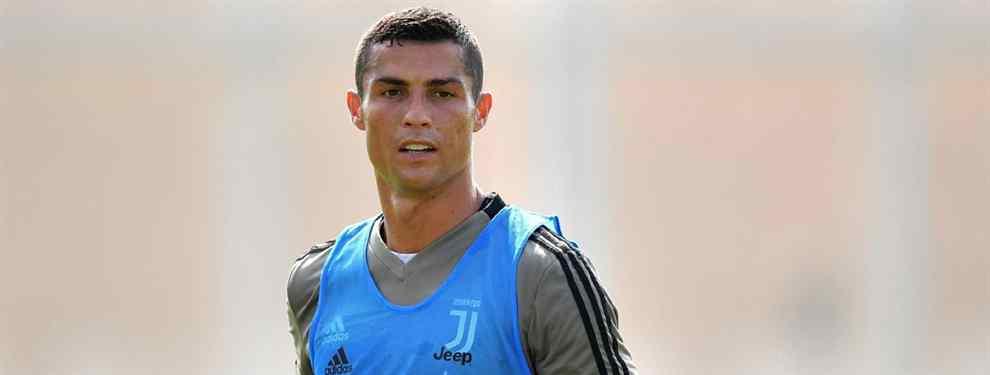 Cristiano Ronaldo presiona a la Juventus con un fichaje de última hora (y juega en el Real Madrid)
