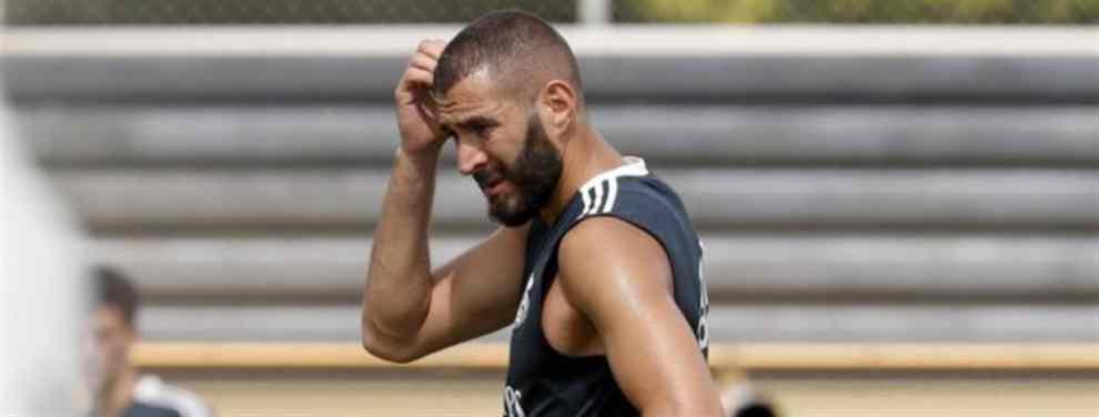 Florentino Pérez tiene un as en la manga: el fichaje sorpresa para cargarse a Karim Benzema