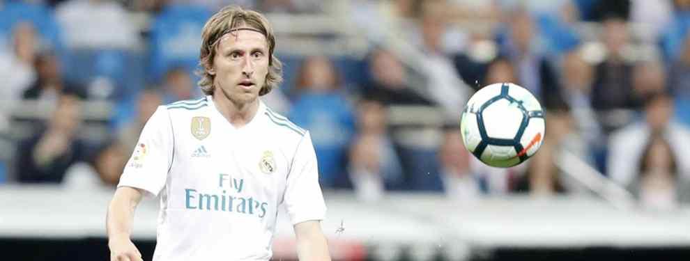 Modric no es el único: el otro crack del Real Madrid que se le rebela a Florentino Pérez