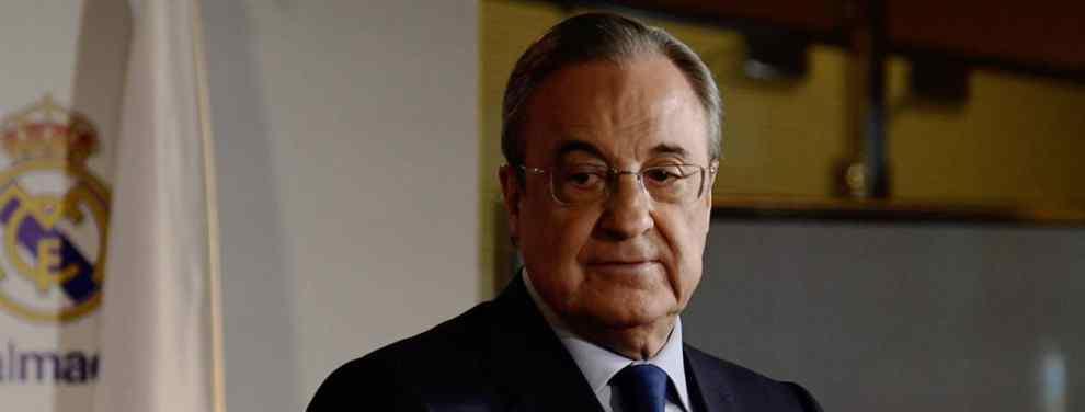 ¡'Tortazo' en la cara de Florentino Pérez! El fichaje que se le escapa al Real Madrid