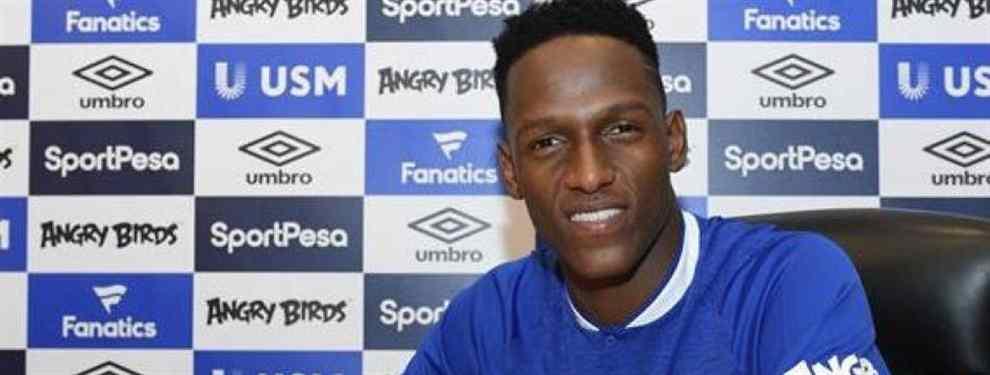 La cláusula secreta en el contrato de venta de Yerry Mina que pidió el Barça