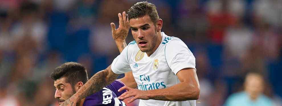 Las tres opciones que maneja Florentino Pérez para reforzar la banda izquierda del Real Madrid